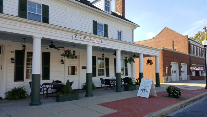 The historic Washington Inn & Tavern has been open for about a year under new ownership.