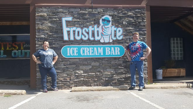 On Memorial Day weekend, Misti McCloud and Jason Istvan opened Frostbite in North Asheville.