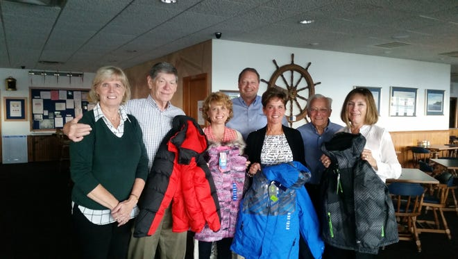 The Helen Gajdys & Lester Reis Endowment Fund for Children Board of Directors. The fund has donated more than 200 coats to the Salvation Army of Manitowoc County for its Coats for Kids drive.