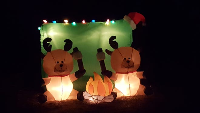 The Riparian After Dark event takes place Friday and Saturday, Dec. 15-16 at Water Ranch Lake in Gilbert.