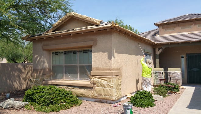 While some maintenance items like plumbing or heating and air conditioning offer obvious signals that it's time to tend to a problem, knowing when to paint a home's exterior requires a little more investigation on the part of a homeowner.