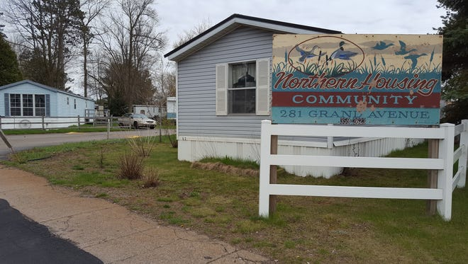 The Schofield City Council will decide whether to revoke the Northern Mobile Home Park's license.