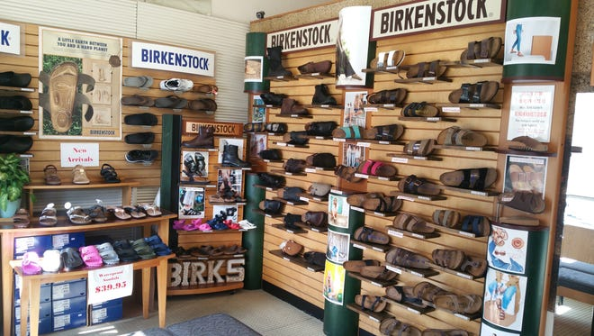 Birkenstock Footprints of Ventura is celebrating 40 years in business at 518 E. Santa Clara St.