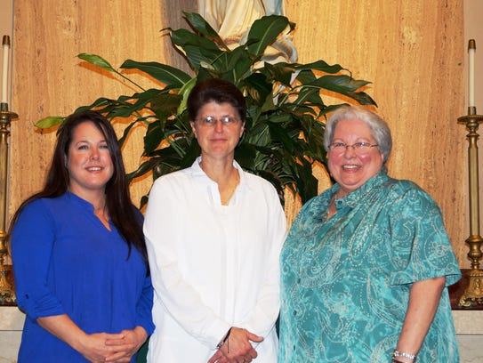 Opelousas Catholic School honored special individuals
