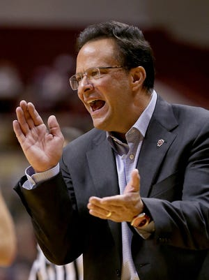 """Indiana Hoosiers coach Tom Crean says his team must focus on Creighton, not later contests, because that team is good."""""""