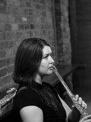 Swedish flute player Elsa Nilsson and her trio visit Radio Bean in Burlington on Saturday.