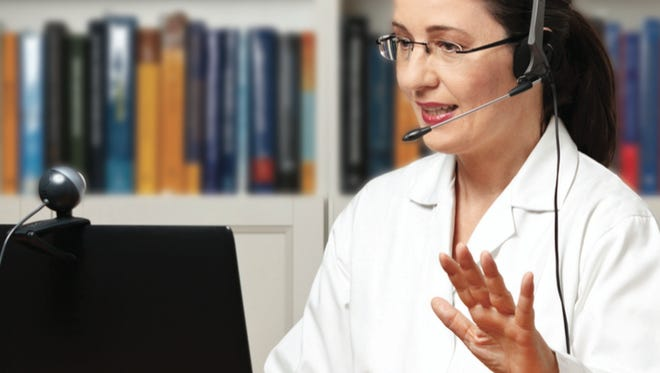 Health First Medical Group's TeleHealth program provides accessible service from anywhere.