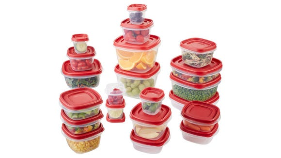 Don't miss this sale on our top-rated Rubbermaid food storage containers