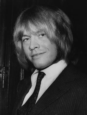 BRIAN JONES | Died July 3, 1969 | The Rolling Stones guitarist and founding leader had a history of substance abuse. He drowned in his own swimming pool less than a month after Mick Taylor replaced him in the band.
