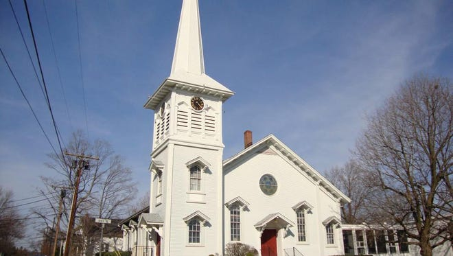 Renovations are ongoing at the First Presbyterian Church in Boonton with funds from the Morris County Historic Preservation Program.