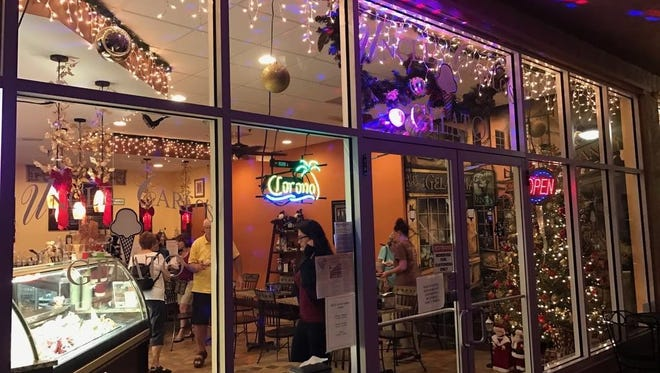 Uncle Carlo's Gelato won the 2016 City of Lights business category.