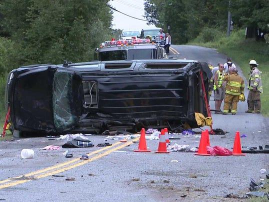 Northeastern Pennsylvania crash