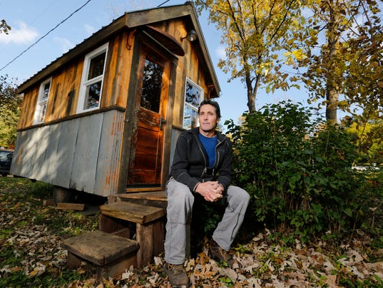 Builders Of Tiny Houses Say They 39 Re A Big Thing