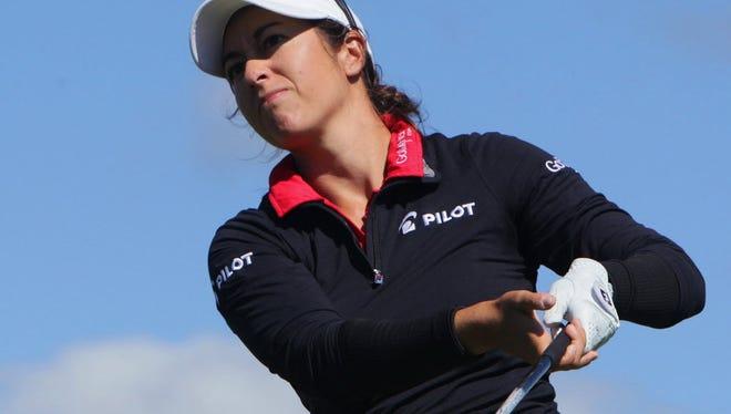 Wayne Hills graduate Marina Alex enjoyed her best season on the LPGA Tour.