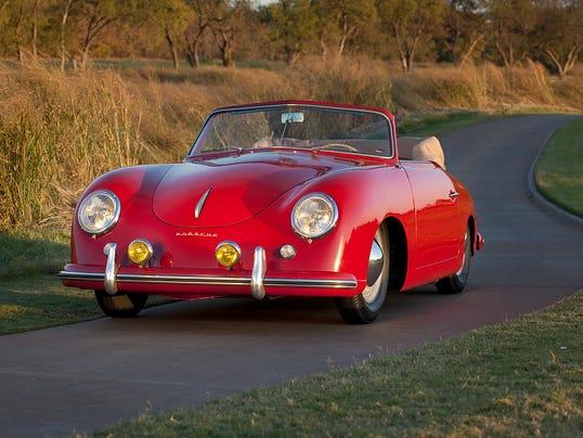 Porsche_60 Anniversary_1952 356