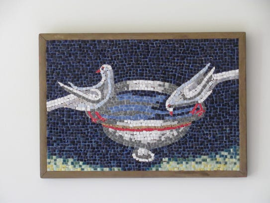 A Phil Evanoff mosaic