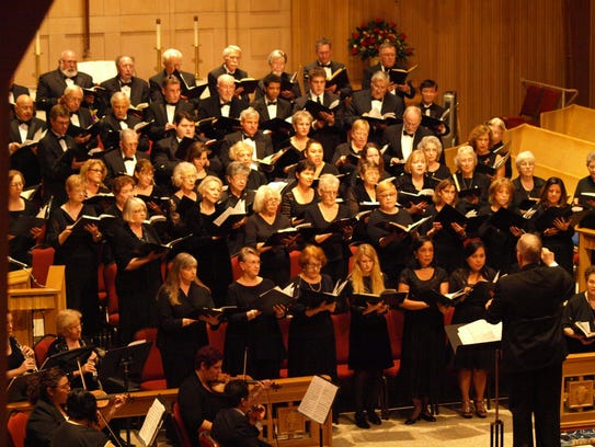 First United Methodist Church will usher in its holiday