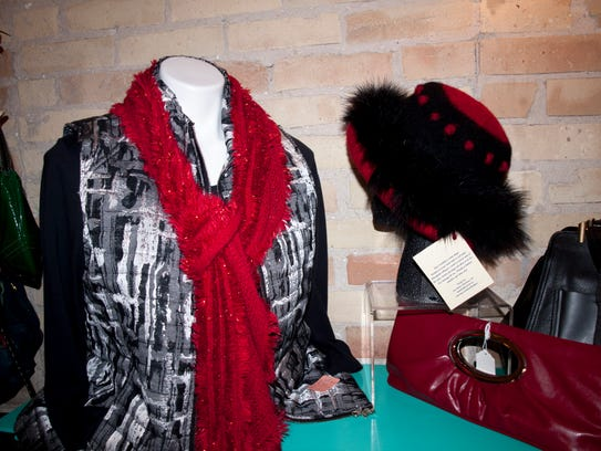 Susan's Second Style, 304 N. Ninth St., features women's