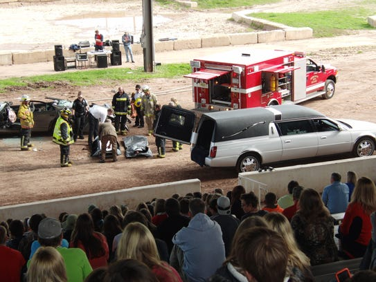 The Drunk Driving simulation is a project that was