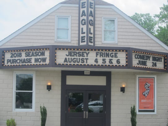The Eagle Theatre in Hammonton offers innovative theater