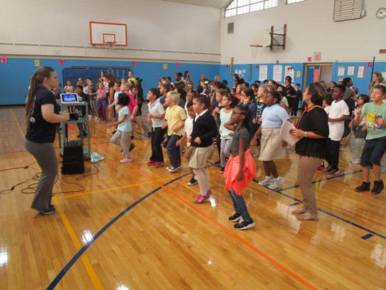 Linden Public Schools celebrated the Week of Respect