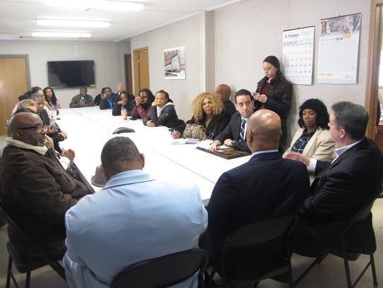 Atlantic City, N.J. residents chosen for a program
