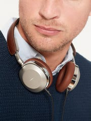 Shinola now has a line of headphones