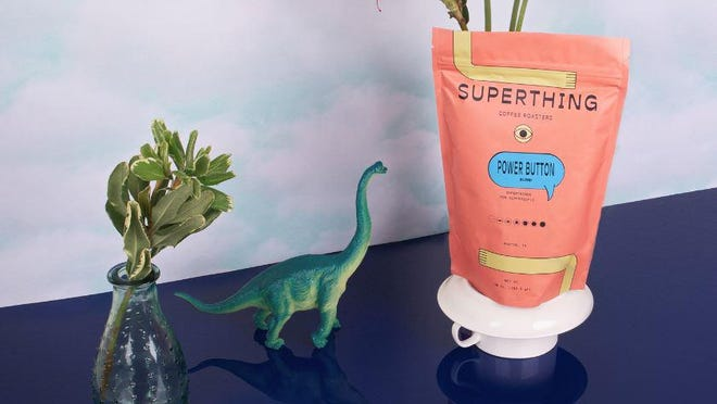 Superthing is a local coffee company that has launched a subscription service so you can get small-batch, single-origin coffee delivered.