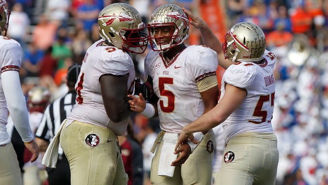 Florida State took over the top spot in the USA TODAY Sports Coaches Poll.