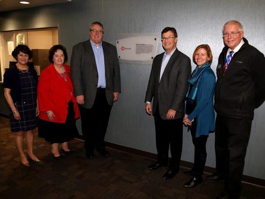 Bemis Company Foundation made a $50,000 donation to