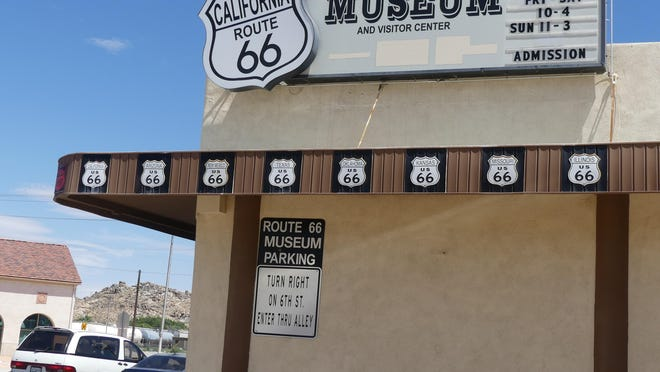 The public is invited to a drive-thru fundraiser scheduled for Saturday that is designed to help the financially struggling California Route 66 Museum in Victorville.