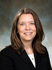 Diane Baker has been promoted to chief risk officer
