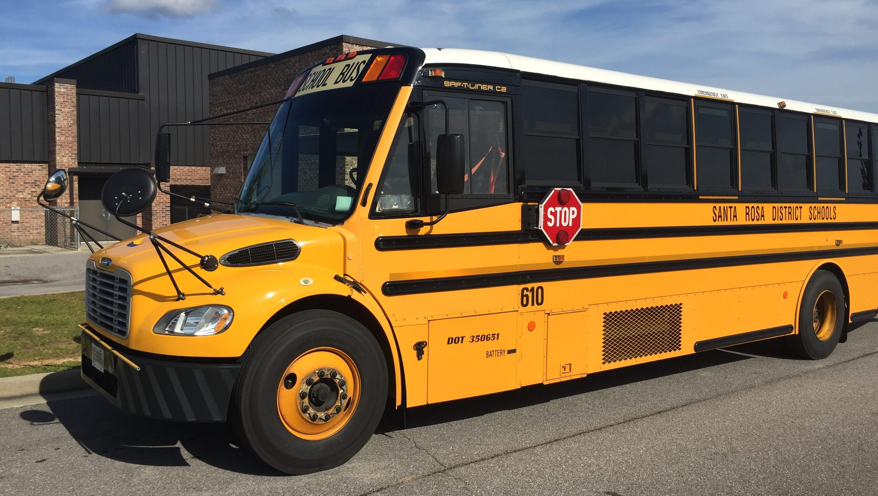 School Bus Drivers Score Pay Raise, Benefits