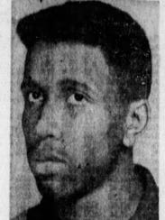Picture of Oscar Gamble that appeared in the Advertiser