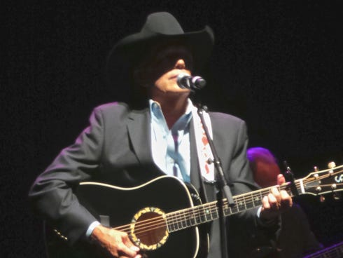 George Strait was the big winner at the CMA Awards, but ABC reclaimed the show's mantle as the top-rated country music honors.