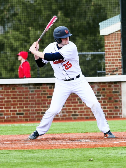 Bucknell's Jon Mayer, a graduate of Northern York High School, played in 41 games this season for the Bison, 37 of which he started behind the plate. Offensively, he hit .276 (40-for-145) with seven doubles, a triple and two home runs.