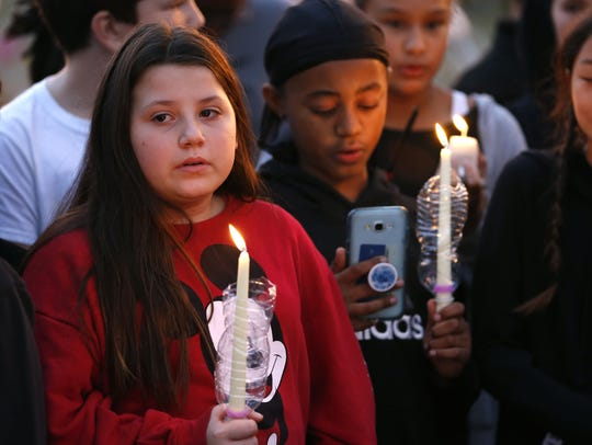 Abbiegail Smith, the 11-year-old who was murdered this