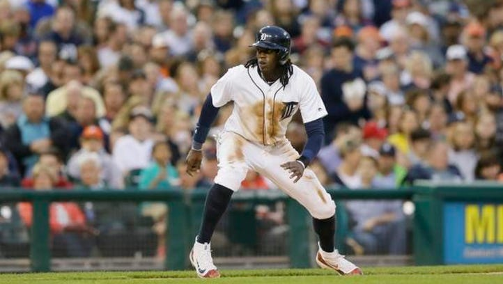 Maybin needs to stay healthy to contend for AL batting title