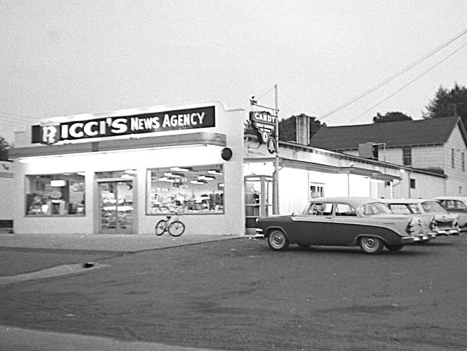 Ricci's News Agency located on 615 Chestnut Avenue