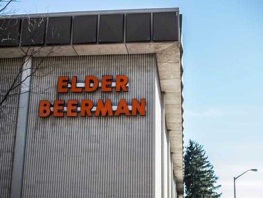 Richmond's downtown Elder-Beerman, 601 E. Main St.,