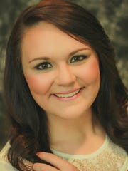 Alyssa Taylor Barnes, 18, daughter of Danielle Stretch and Dave Barnes. She is sponsored by ACT Truck Repair.