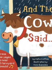 'And the Cow Said…' by Katie Cotton