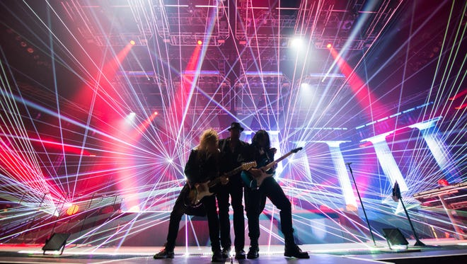 """12/3: Trans-Siberian Orchestra 