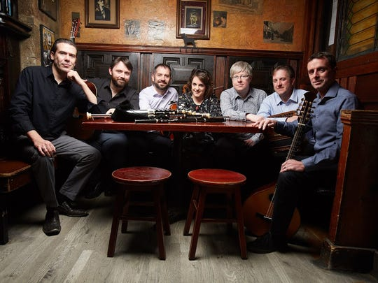 If you're looking for traditional Irish music to set
