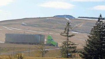 The Arbor Hills landfill in Salem Township.