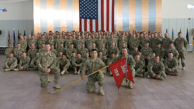 South Dakota Army National Guard 155th Engineer Company