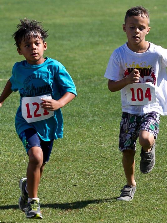 La Quinta, YMCA host kids triathlon
