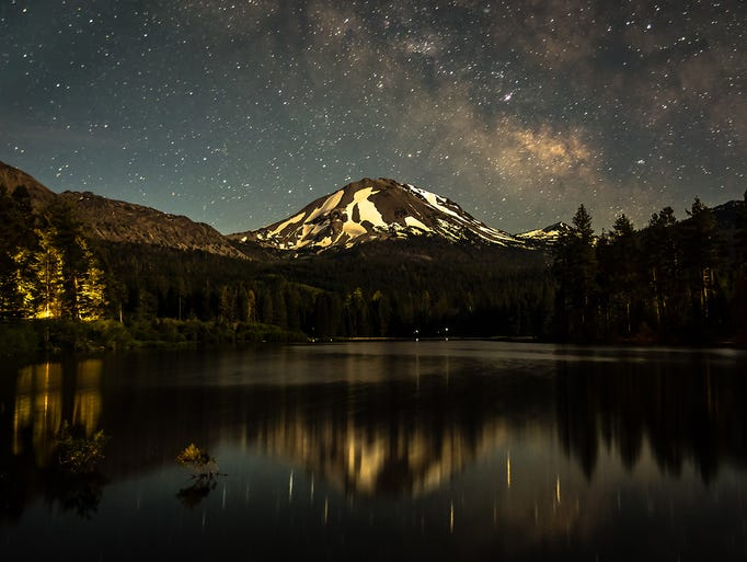 a memorable experience during a trip to lassen peak in california usa Lassen peak and mount st helens were the only two volcanoes in the contiguous united states to erupt during in california, usa crystal peak (lassen.