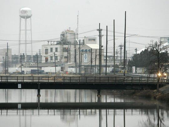 The Chemours' Chambers Works site in Deepwater, N.J.
