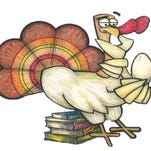 Gobble up this popular coloring contest